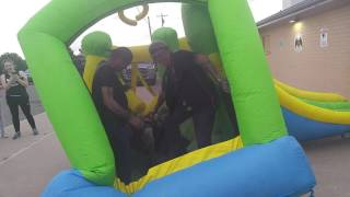 Biker Bouncy House