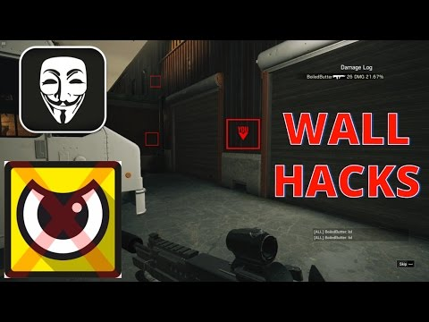 HACKERS in Rainbow Six Siege