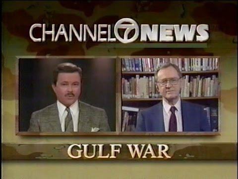 Cheryl Jennings/Don Sanchez, KGO-TV, Feb. 25, 1991