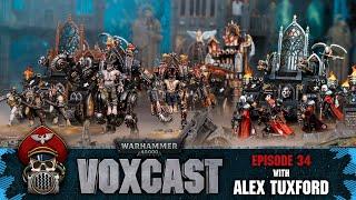 VoxCast – Episode 34: Alex Tuxford