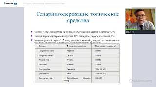 Алгоритм рекомендации венотоника в аптеке