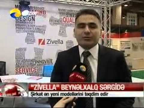 BakuBuild   Zivella mebel   Xəzər TV