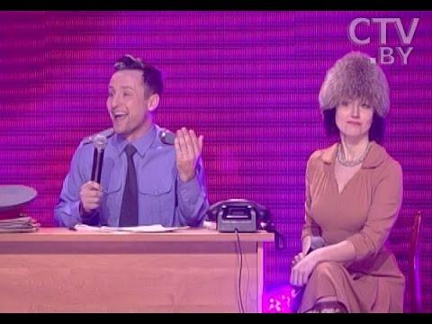 Шоу «Две звезды на СТВ». Суперфинал: Саша Немо и Ирина  Мартьянова