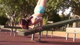 Caitlin Bailie Ifbb Fitness Pro