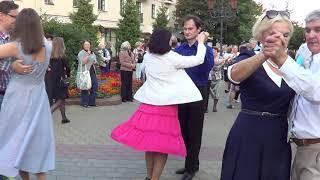 Ах, это танго на улице! СМОТРИМ!!! Brest! Music! Dance!