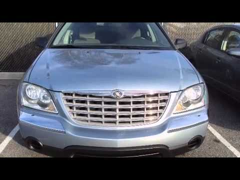 2005 chrysler pacifica touring in orlando fl 32807 youtube. Black Bedroom Furniture Sets. Home Design Ideas