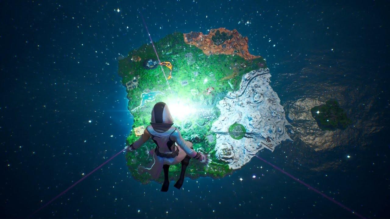 Fortnite | Season 10 Black Hole Event Live - The End ...