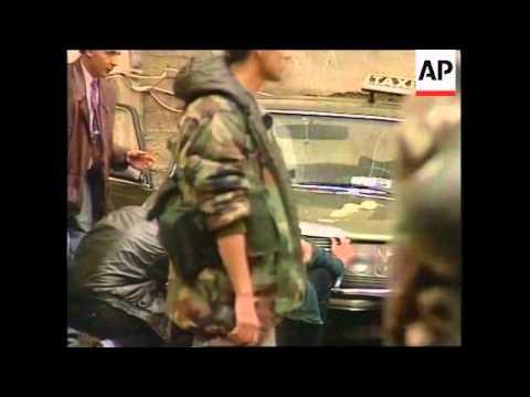LEBANON: MUSLIM FUNDAMENTALISM  - VIOLENCE INVESTIGATION