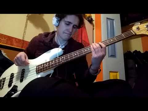 The Lucky Ones - Logan Staats - Bass Cover
