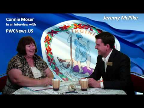 Jeremy McPike - an interview with Connie Moser, Nights at the Round Table