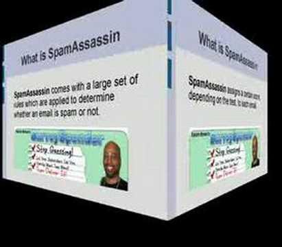 how to make spamassassin work