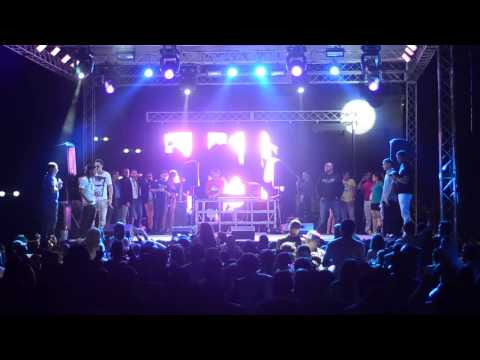 MOMENTS HD :: Concierto Arcangel en Santiago 28.06.13