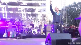 Morrissey-KISS ME A LOT-Live @ Edgefield, Troutdale, OR, July 23, 2015-The Smiths-MOZ