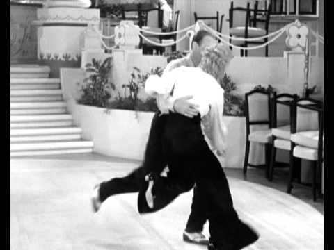 Fred Astaire & Ginger Rogers - I'll Be Hard To Handle, Roberta, 1935
