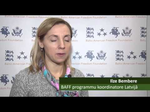 Baltic-American Freedom Foundation – starptautiska organizācija