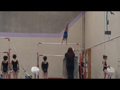 Aaliyah De Sousa Gymnastics Bars Routine
