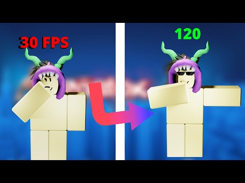 How To Boost Performance Fps In Roblox Roblox Fps Unlocker And