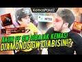 DIBAJAK KEMAS PAKE Z 200.000 DIAMOND GW DIHABISIN AUTO NGAMUK!! - Free Fire Indonesia #74
