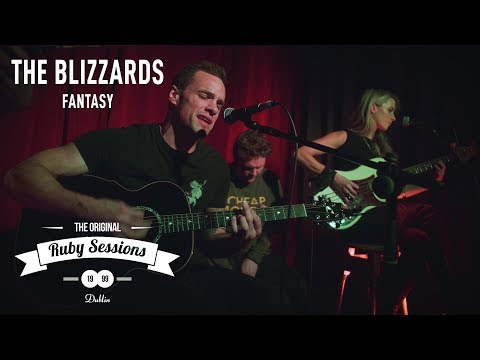 The Blizzards  Fantasy  at The Ruby Sessions