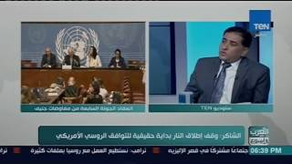 العرب في أسبوع - حوار خاص مع محمد خالد الشاكر عضو التيار الغد السوري