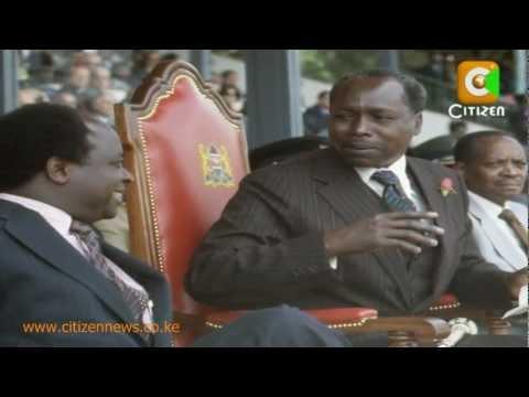 The Kibaki Succession: The Kibaki Factor