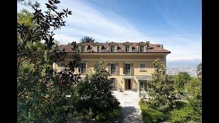 Ecco la casa di Cristiano Ronaldo a Torino!