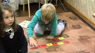 Урок сольфеджио для детей 5-6 лет