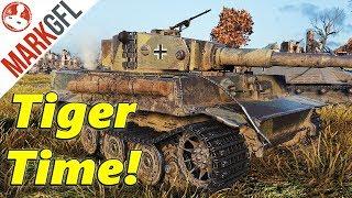 Tiger - Error 404 Teammates Not Found - World of Tanks