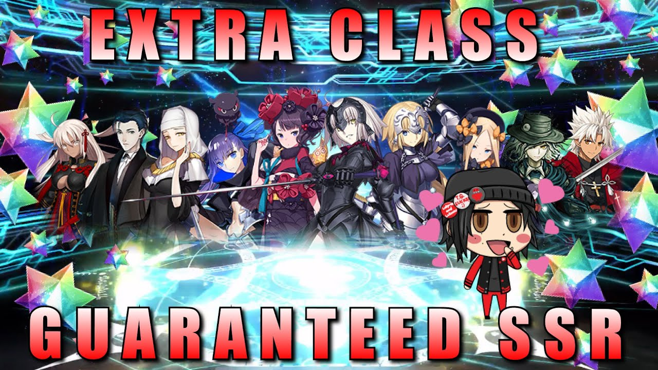 DANTES, PLEASE!!! | Fate/Grand Order 2020 3rd Anniversary Guaranteed SSR Extra Class Banner