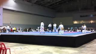 JKA-Shotokan Karate-Do: Gichin Funakoshi Cup Japan Versus Japan