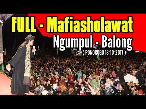 Mafiasholawat Bandung Ngumpul Balong Ponorogo 13-Okt-2017