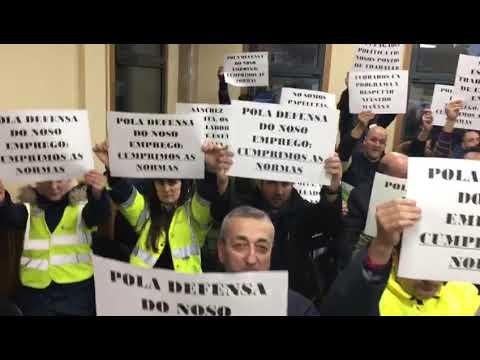 El Concello de Cerdedo-Cotobade apoya la continuidad de Ence en Pontevedra