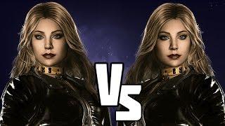 Injustice 2: Black Canary VS Black Canary (INJUSTICE VERSUS) EPIC Mirror Match