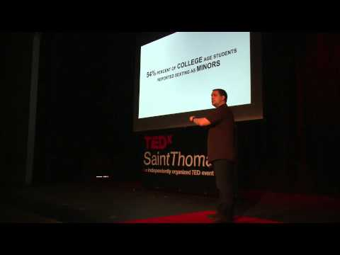 Technology Addiction and What you Can do About It. | Ben Halpert | TEDxSaintThomas