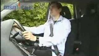 MSN Cars test drive of the Honda FR-V