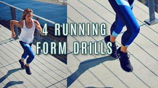 4 Running Form Drills | RunToTheFinish