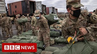 US and Nato start to formally withdraw troops from Afghanistan - BBC News