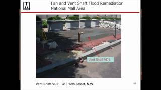 Federal Triangle Floodproofing Seminar: Presentation by Jim Ashe