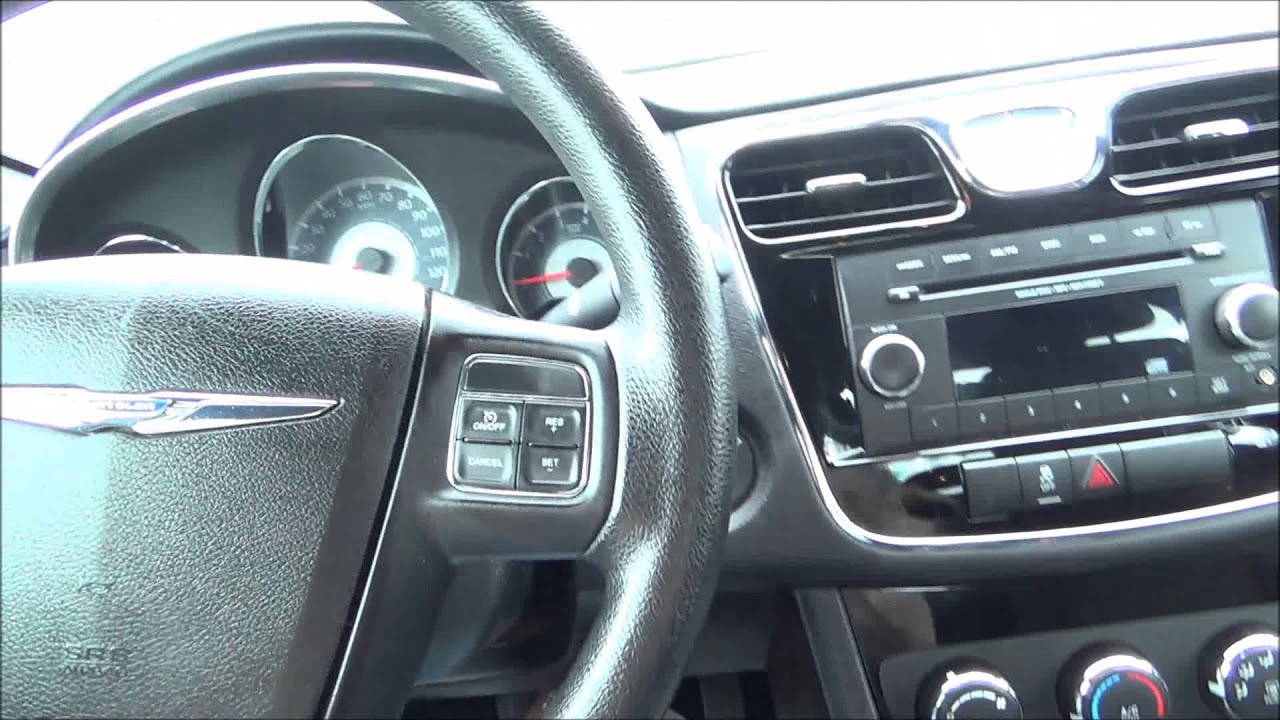 2013 Chrysler 200 LX EPIC AUTO SALES TOMBALL TX