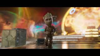 Guardians of the Galaxy 2 'BABY GROOT' Best Movie Clips 😄😄😂😂😂😃😆😱