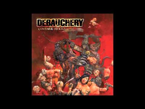 DEBAUCHERY: ANGEL OF DEATH (SLAYER COVER VERSION 2008)
