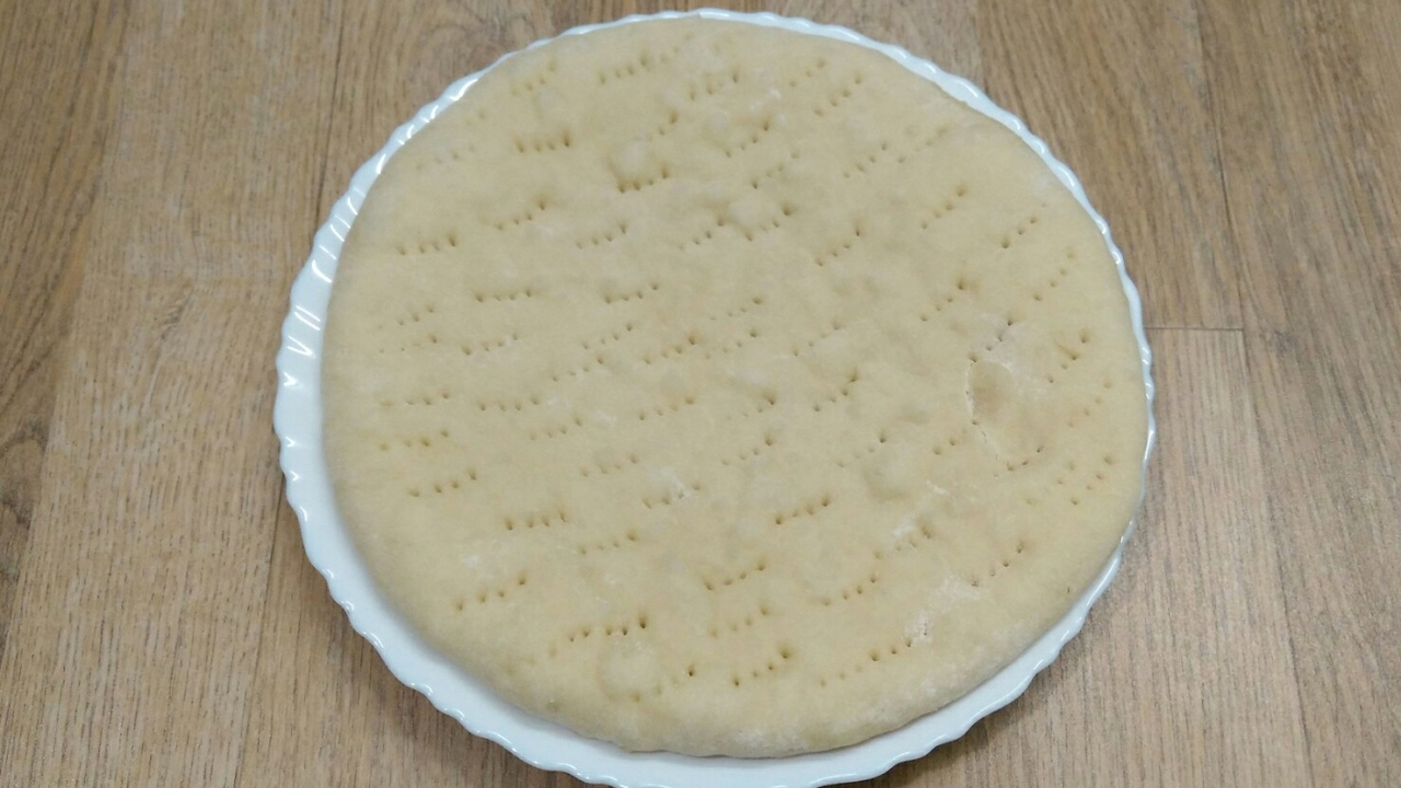 How to make Pizza Dough at Home.......... Pizza Dough Recipe ...
