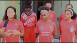 Under 15 Female Football team prepares for CONCACAF