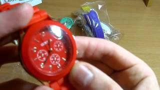 Посылка из Китая #4: Женские часы Geneva(Ссылка: https://goo.gl/14vm3a Ещё больше товаров из Поднебесной в наличии и под заказ в группе вконтакте: http://www.vk.com/svoy..., 2013-12-31T10:31:33.000Z)
