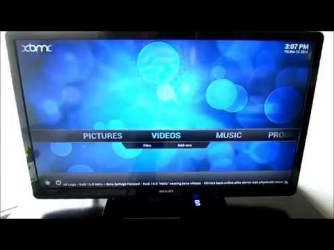 How to install full XBMC on Android - G-Box