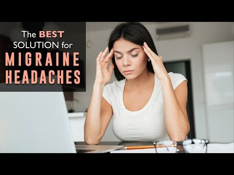 THE BEST SOLUTION FOR MIGRAINE AND TENSION HEADACHES!