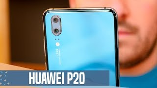 Huawei P20 review, ¿Será más recomendable que el Pro?