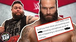 Kevin Owens Checks Jaxson Ryker On Twitter | WWE Raw Results & Full Review | Going In Raw