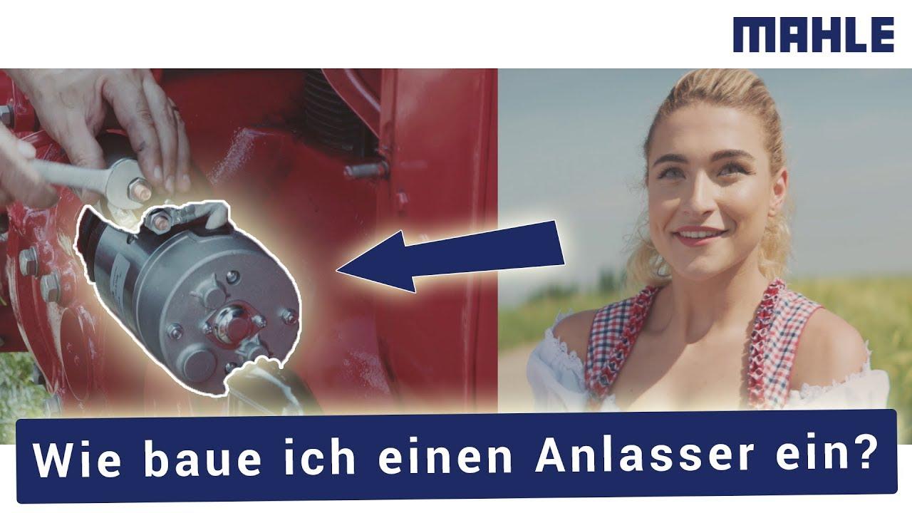 Schön Wie Man Einen Anlasser Verdrahtet Ideen - Elektrische ...