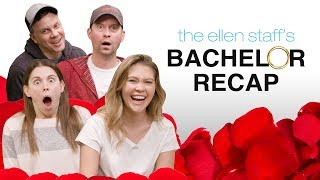 The Ellen Staff's 'Bachelor' Recap: Caelynn Tells All